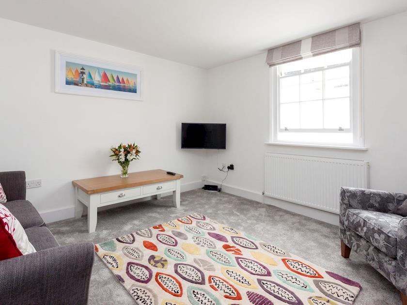 Spacious living room | Apartment 2, Dartmouth