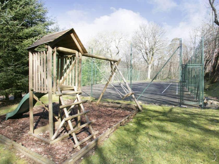 Fabulous facilities  | Acharn Lodges, Killin