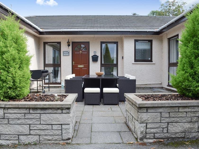 Beautifully presented, detached home | Fourwinds, Keswick