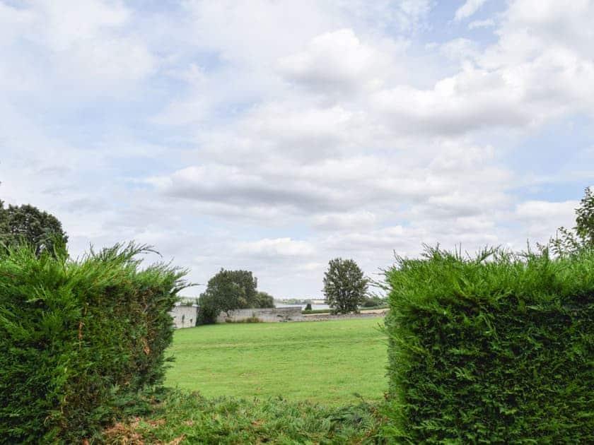 View | Apple Cottage - Normanton Park Cottages, Normanton, near Oakham