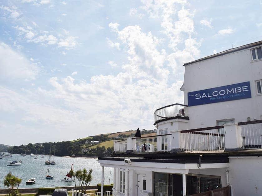 Exterior | Salcomb