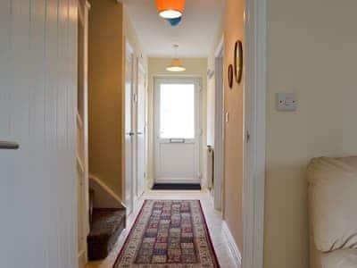 Hallway | Kites Nest, Rhayader