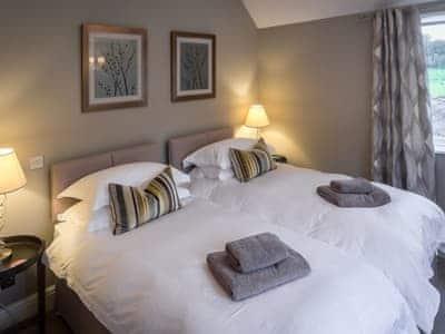 Twin bedroom | Westward Ho, Bowness-on-Windermere, near Windermere