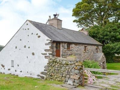 Exterior   Ganny Cottage - Ganny Cottages, Birkerthwaite, Birkermoor