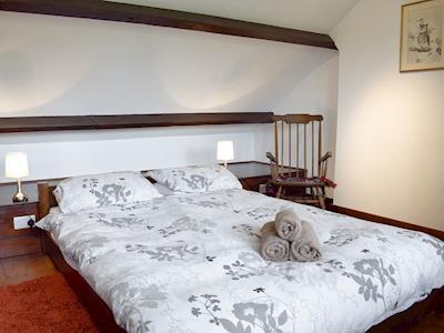 Comfortable bedroom | Ysgoldy, Tregaron