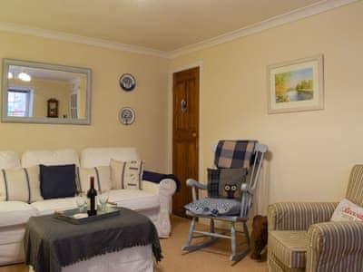 Living room   Weavers Cottage, Newburgh, near Perth