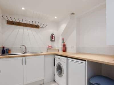 Utility room   Waterside, Salcombe