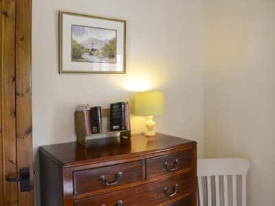 Tastefully furnished bedroom | Allt Beag, Achintraid, near Lochcarron
