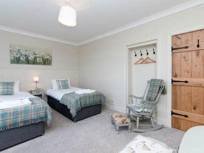 Bedroom   The Den at Culross, Culross, near Dunfermline
