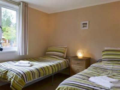 Twin bedroom | Robins Nest, White Cross Bay, near Windermere