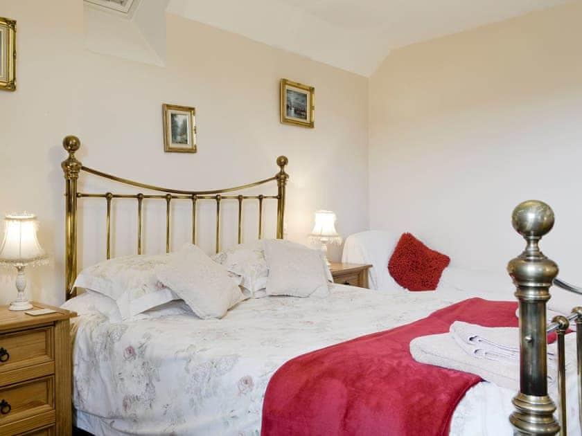 Family bedroom  | White Hill Farm Cottage, Wonastow, near Monmouth