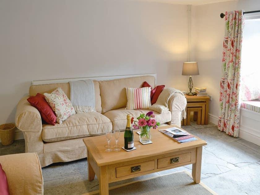 Comfy living room | Dairy House Farm, Bickenhall, near Taunton
