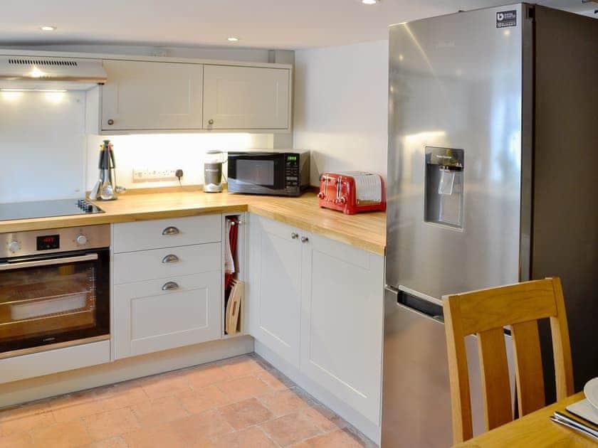 Well equipped kitchen | Dairy House Farm, Bickenhall, near Taunton
