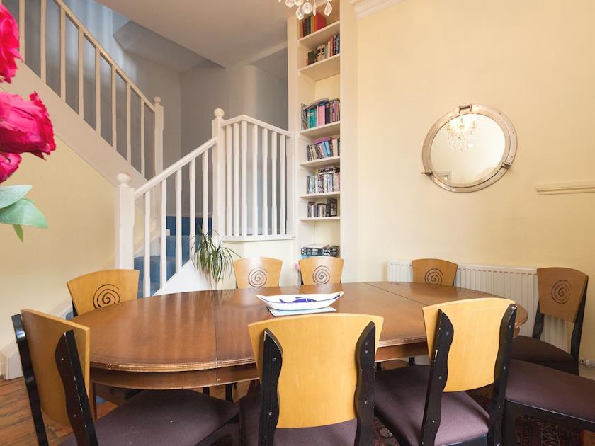 Delightful dining area | Blue Lagoon, Salcombe