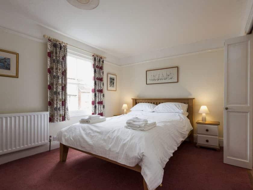 Double bedroom with en-suite | Garston, Salcombe