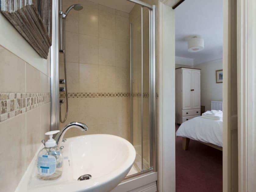 En-suite shower room | Garston, Salcombe