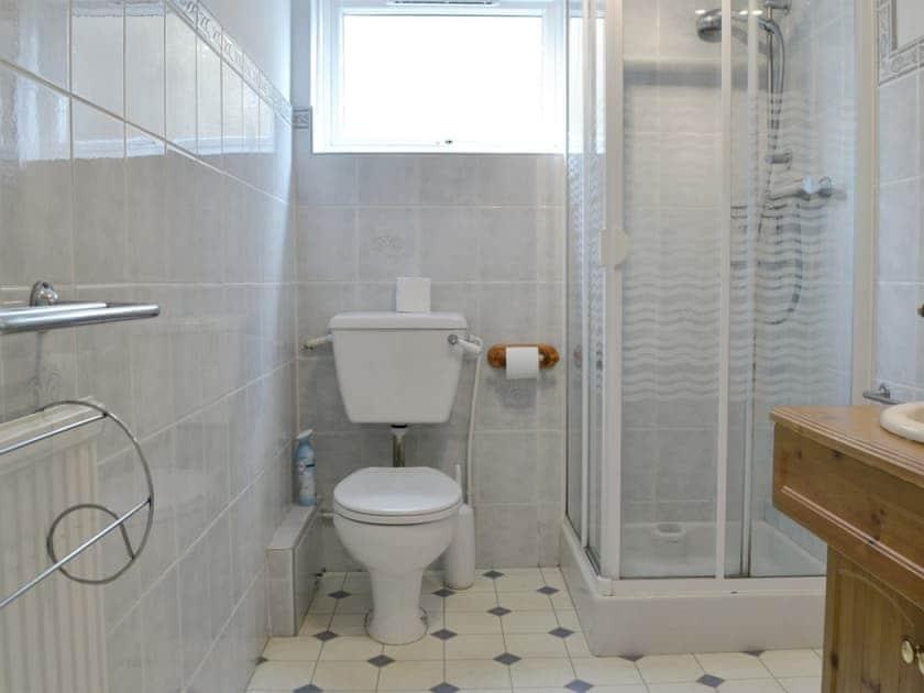 Shower room | Sea Glimpse, West Runton, near Sheringham
