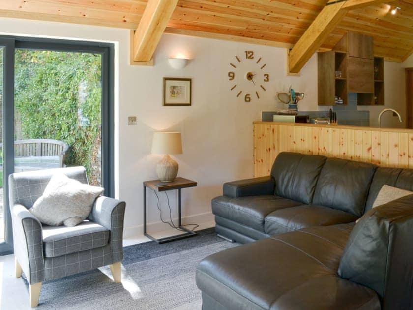 Comfortable living area | Daffodil - Lower Millcombe Barns, Linkinhorne, near Callington