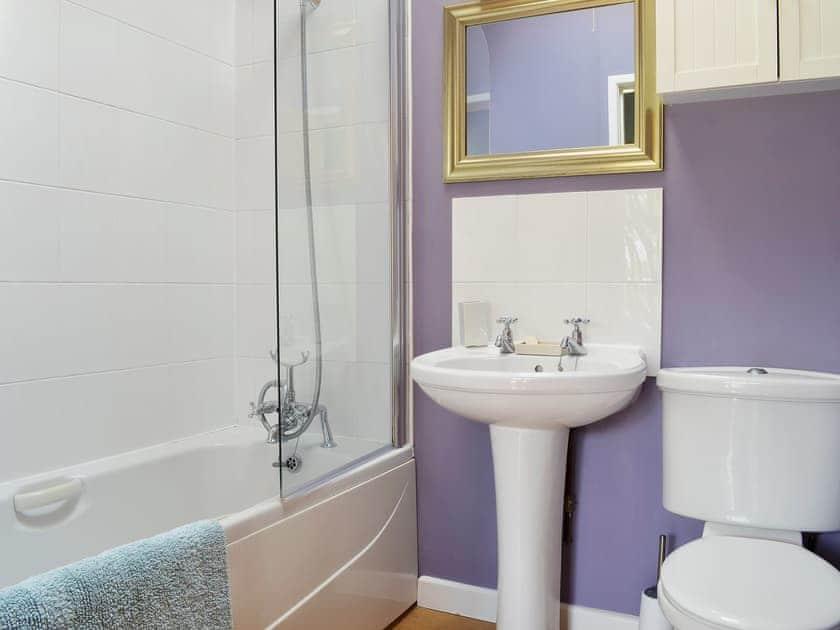 Bathroom | Saddle Room - Higher Farm, Martin, Fordingbridge