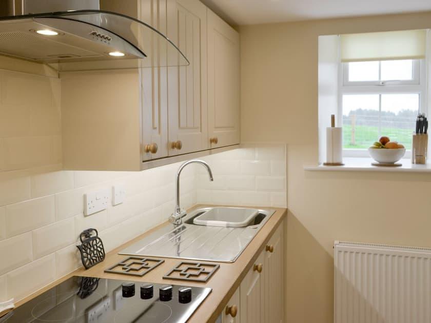 Fully-appointed kitchen | Holystone Estate - Hazelnut Cottage - Holystone Estate, High Farnham, near Rothbury