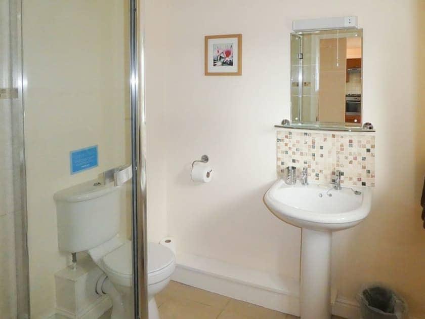 Shower room   Trinity Lad - Much Dewchurch Holiday Cottages, Much Dewchurch
