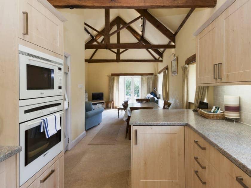 Kitchen area | Hanger Mill Barn, Salcombe