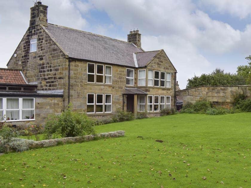 Liverton Lodge Farmhouse