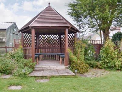 Additional garden seating area | Brook Garth, Allerston, near Pickering