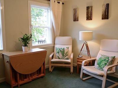 Living room | Reiver's Cottage, Jedburgh