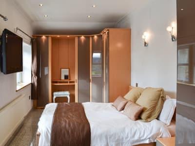 Double bedroom  | Bronte View Hideaway, Oakworth, near Haworth