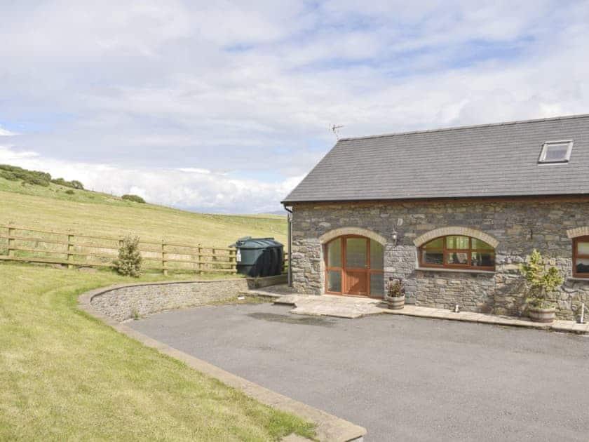 Pengraig Cottages - No 1 Pengraig Draw