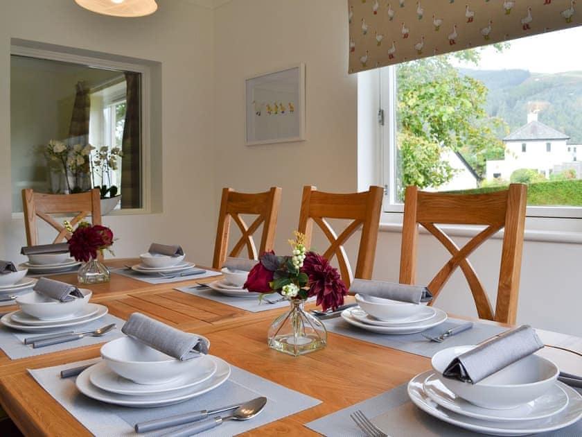 Dining area | Fourwinds, Keswick