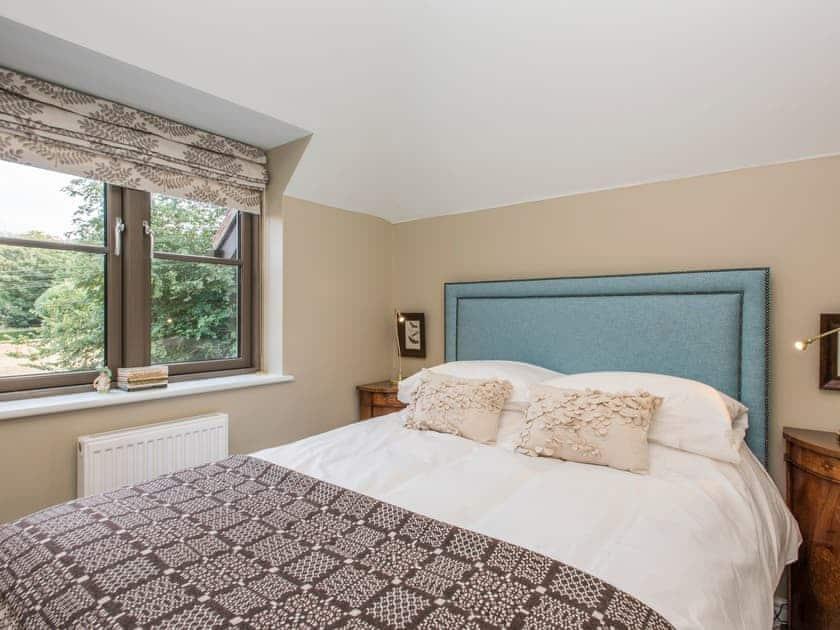 Peaceful third double bedroom | Cowslip Cottage - Swardeston Cottages, Swardeston, near Mulbarton