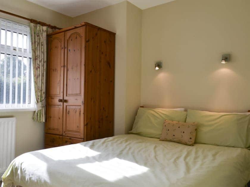Double bedroom   Bridge End Farm, Frosterley