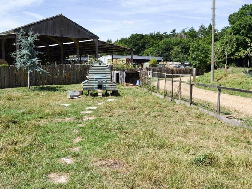 Grounds | Little Barn - Midgham Long Copse, Midgham, near Fordingbridge
