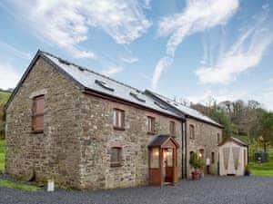 Pendegy Mill - The Granary