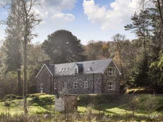 Craigmuick Cottage, Aberfoyle, Stirlingshire