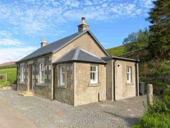 Nettlebush Cottage, Drumelzier, near Peebles, Scottish Borders