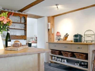 Well equipped kitchen area   Henglyn, Palleg, near Ystradgynlais