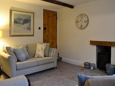 Cosy living room | Riverstone Cottage, Gargrave, near Skipton
