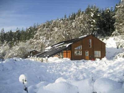 Breath-taking wintery scene | Allt Beag, Carrbridge, near Aviemore