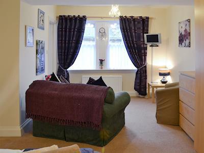 Seating area in double bedroom | Wesley Holly - Wesley Holly & Wesley Rowan, Alnwick