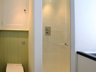 Ground floor shower room | Auchendinny Mains Bothy, Penicuik