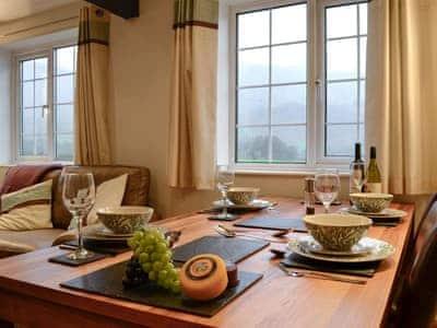 Dining area   Castle Howe, Rosthwaite, near Keswick