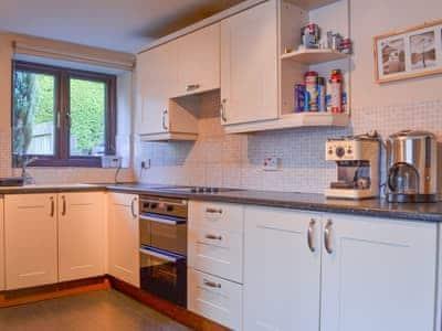 Roomy and practical kitchen | Waterhead Studio, Near Ambleside