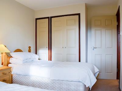 Spacious twin bedded room | Melbreak, High Lorton, near Cockermouth