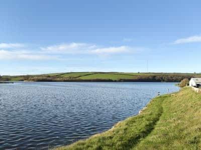Llys Y Fran reservoir  | Ivy Court Cottages, Llys-y-Fran