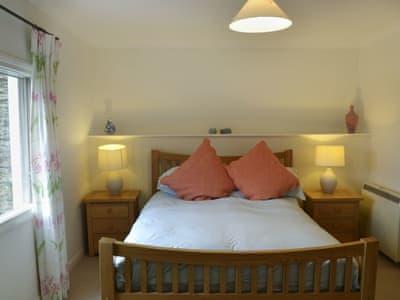 Charming double bedroom | Coombery Loft - Tuckenhay Mill, Bow Creek, between Dartmouth and Totnes