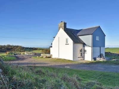 Larroch Farmhouse, Near Port William