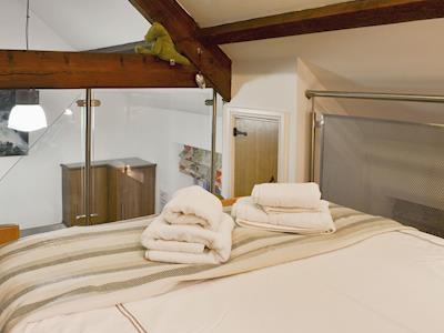 Mezzanine bedroom | Archway Cottage, Ambleside